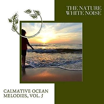 The Nature White Noise - Calmative Ocean Melodies, Vol. 3
