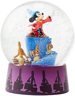 """Disney Showcase, Bola de Cristal de Mickey """"Fantasia 2000"""", para coleccionar, Enesco"""