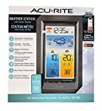 Acurite Wireless Weather Station Thermometer | 7.5 Inch Display | Wireless Sensor |