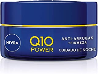 Nivea Q10 Power Crema Hidratante Antiarrugas Cuidado de Noche 50ml