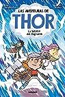 Las aventuras de Thor 3. La batalla de Ragnarök par Tordensson