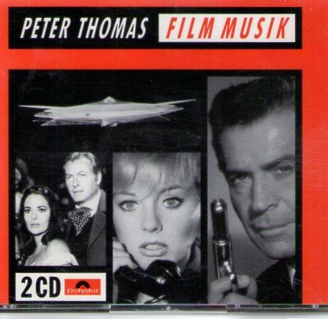 Peter-Thomas-Sound-Orchestra - Film Musik (2 CD-Version)