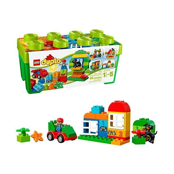 LEGO Duplo Creative Play 10572 All-in-One-Box-of-Fun