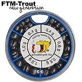 Fishing Tackle Max 10C6032070C10 Pinza Plomo