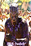 Black Panther: Wakanda Forever ; Notebook Journal 6 x 9 inch...