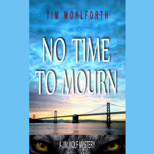 No Time to Mourn audiobook cover art