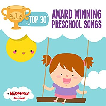 Top 30 Award-Winning Preschool Songs