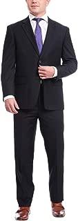 blue slim fit suit