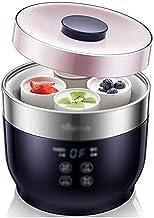 BMMMZ 360 ° All-Round Heating, Household Small Yogurt Machine, Fully Automatic Homemade Cheese Rice Wine Appliance