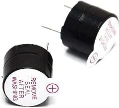 Ranuw DC 12/V 85DB mini elettronico allarme buzzer costante tono