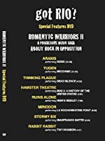 Romantic Warriors II - Special Features DVD