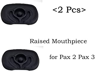 M_Cherish Flat Mouthpiece Replacement for Pax 2 & Pax 3,Pack of 2