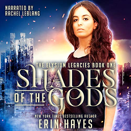 Shades of the Gods  audiobook cover art