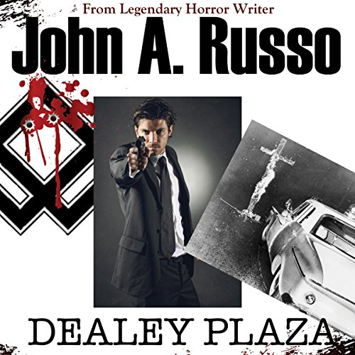 Dealey Plaza audiobook cover art