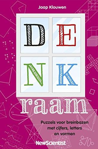 Denkraam: Puzzels voor breinbazen met getallen, letters en vormen