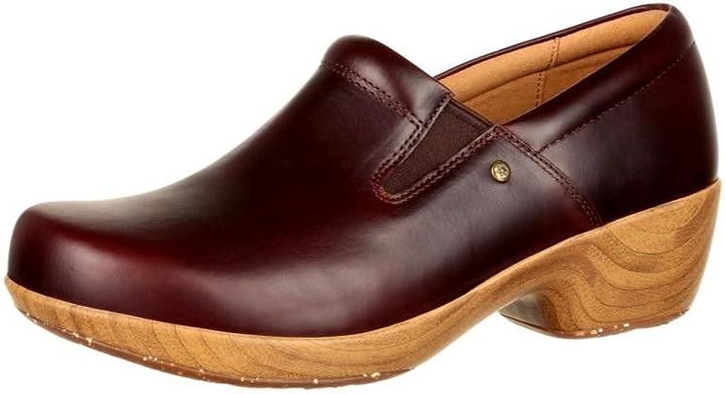 4EurSole RKH218 Women's Comfort 4ever Slip-on Shoe