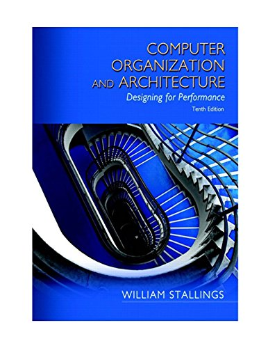 Computer Organization and Architecture (10th Edition)