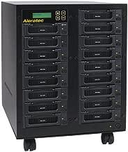 Aleratec Direct V2 1:16 HDD Copy Cruiser IDE/SATA High-Speed WL Optical Drives 350142 Black