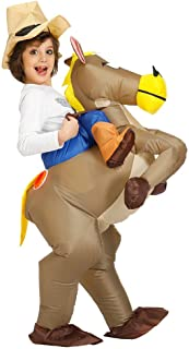 Inflatable Flamingo/Sumo/Bull/Horse Costume Inflatable Halloween Party Costumes Blow up Costume Adult/Kids