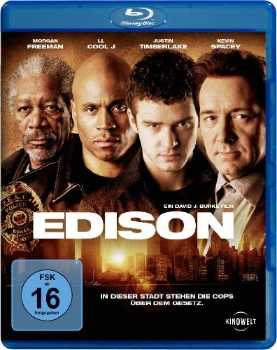 Edison [Blu-ray]