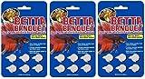 Zoo Med Betta Banquet Blocks (3 Pack of 6 Card)
