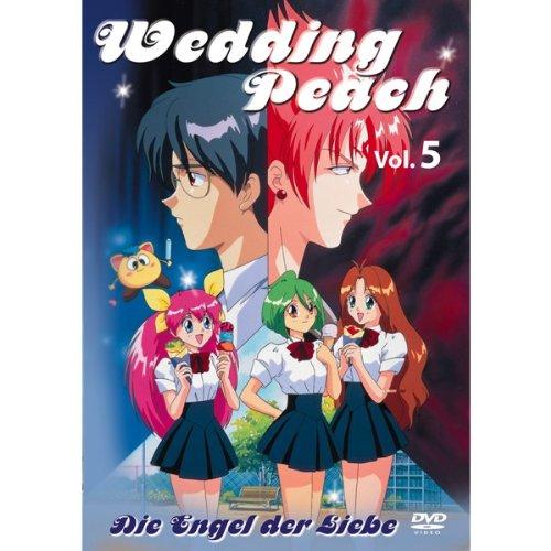 Wedding Peach Vol. 5 - Episoden 22-26