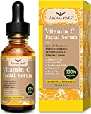 Aroma King Vitamin C Serum for Face with Hyaluronic Acid & Vitamin E