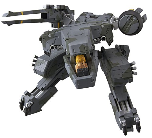 Metal Gear Solid Variable Action D-Spec Rex Action-Figur