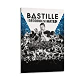 Znimo Music Poster Band Bastille Bad Blood ReOrchestrated