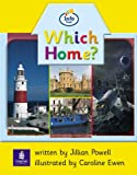 Info Trail Beginner:Which Home? Non-fiction (LITERACY LAND)