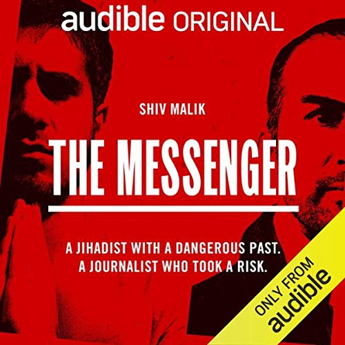The Messenger cover art