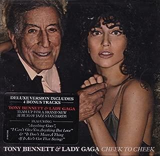 CHEEK TO CHEEK [DELUXE VERSION] (4 BONUS TRACKS) by Tony Bennett, Lady Gaga [Music CD]