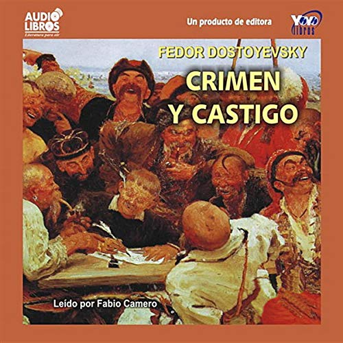 Couverture de Crimen y Castigo [Crime and Punishment]