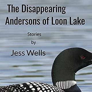 The Disappearing Andersons of Loon Lake audiobook cover art