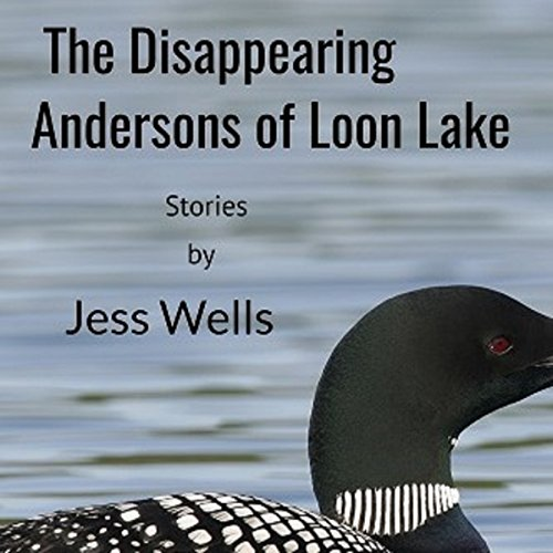 The Disappearing Andersons of Loon Lake  By  cover art