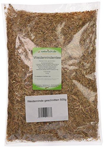 Naturix24 Weidenrinde geschnitten, 3er Pack (3 x 500 g)