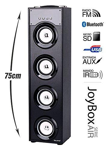 Sin marca - Reproductor joybox Serie Air Black
