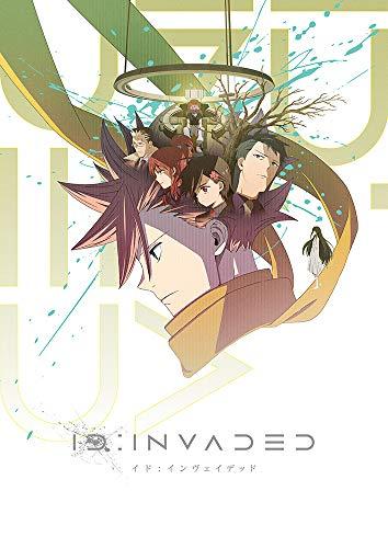 ID:INVADED  イド:インヴェイデッド Vol.4 [DVD]