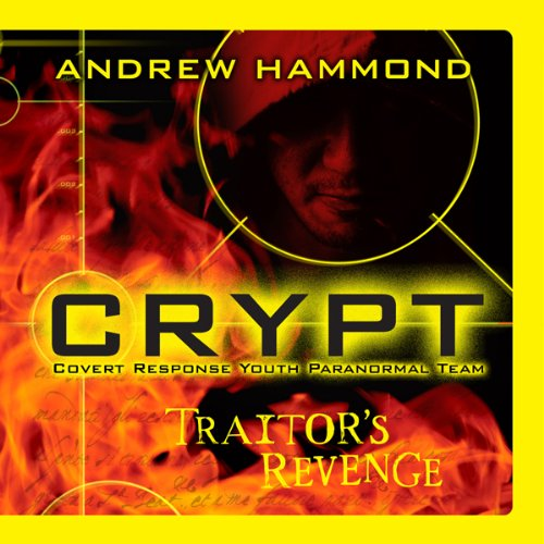Crypt audiobook cover art