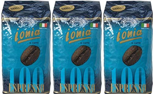 Ionia Kaffee Espresso Bohnen
