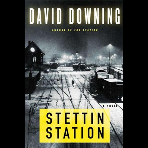 Stettin Station audiobook cover art