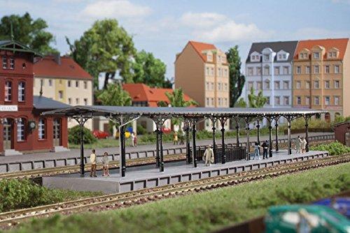 Auhagen 14481.0 - Bahnsteig, bunt