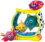 Lamaze My First Fish Bowl Baby Nursery Infant Toddler Activity Soft Toy