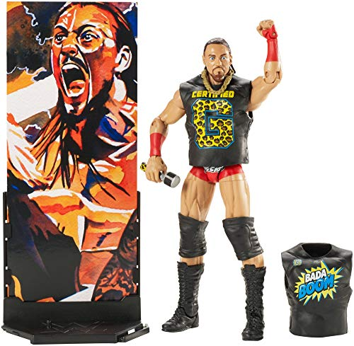 WWE Big Cass Elite Collection Action Figure