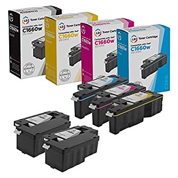 Best dell c1660w color laser printer Reviews