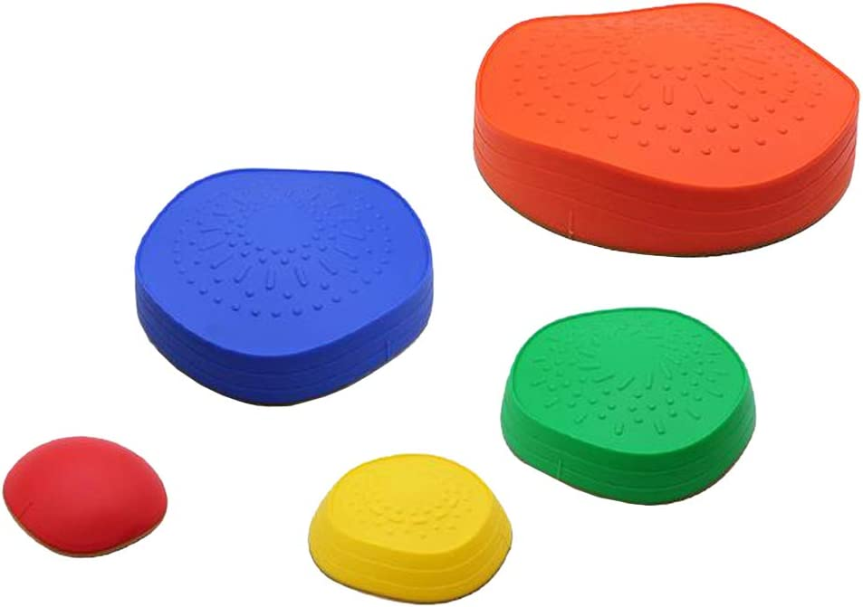 Amagogo River Stepping Stones Outdoor It is very popular Long-awaited Play Kids Sensor for Games