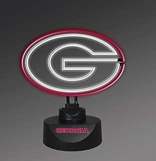 Memory Company NCAA University of Georgia Col-GA-1808Neon Lamp, Multi, One Size