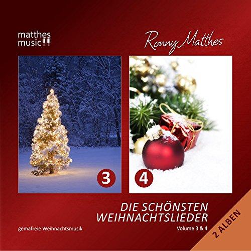 Auf dem Berge da wehet der Wind - Gemafreie Weihnachtsmusik (Klavier Version)