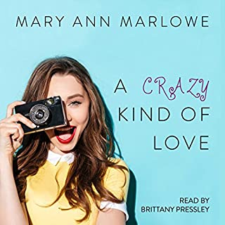 A Crazy Kind of Love audiobook cover art