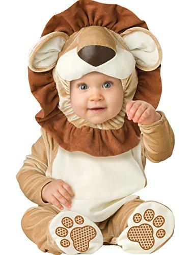 Lovable Lion - Costume Bambini da 18 a 24 mesi